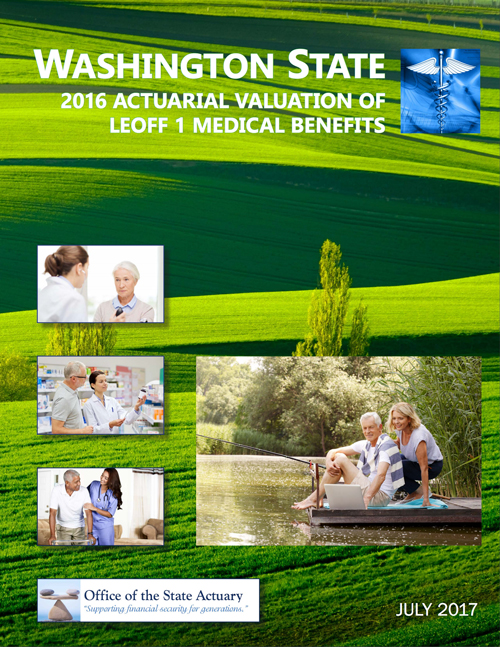 2016 state actuarial valuation of leoff 1 medical benefits
